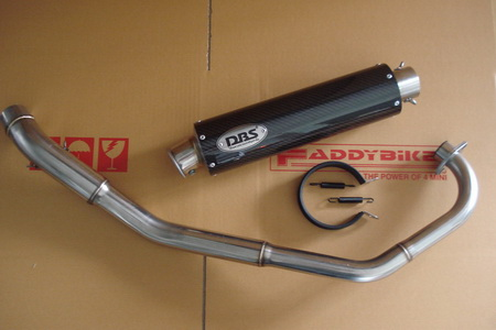 New Silencer For My Bike - Motorcycles in Thailand